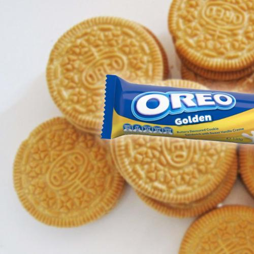 Who Needs Olympic Gold When You Can Get Golden Oreo Cookies!