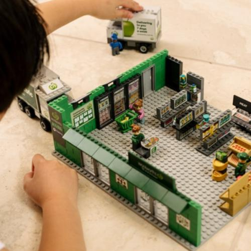 Woolies Set To Launch Its New LEGO-Like 'Bricks' Collectibles