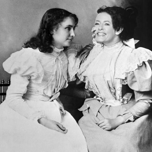 Did You Know That Amanda Keller Had A Daughter Named Helen Keller?