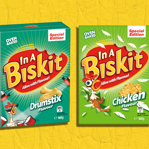 It's Official - In A Biskit Is Back On Our Shelves!