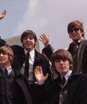 Did You Know That Bob Katter Threw EGGS At The Beatles On Their Australian Tour?