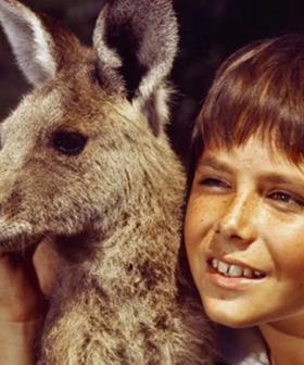 Skippy's Garry Pankhurst Has A Kangaroo Meat Export Business Called 'Sonny's Revenge'?