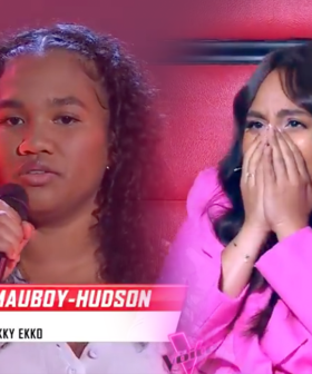Nepotism Or Talent? Jess Mauboy's Niece Claims Spot On 'The Voice'