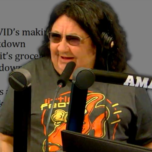 Richard Clapton Has AGREED To Sing Our Listener's Parody Song!