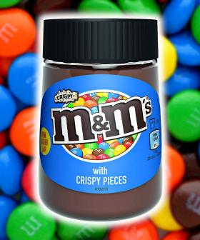 Crispy M&M Chocolate Spread Now Exists In Australia!