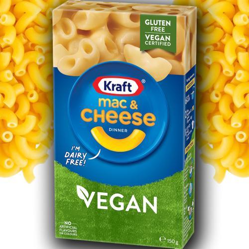 Kraft Has 'Krafted' A Vegan Mac And Cheese