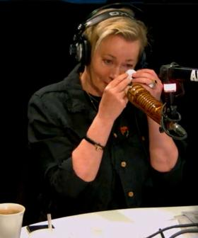 Amanda Keller Goes The Blub While Watching Emotional New Qantas Ad