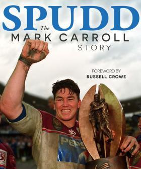 "How Did NRL Legend Mark 'Spudd' Carroll Get The Name ""Spudd""?"