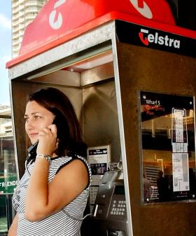 Telstra Payphone Booths Are Now Completely Free Across Australia