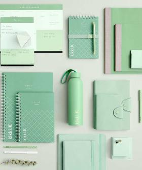 Kikki.K Is Back In Voluntary Administration So Say Farewell To Aesthetic Stationery... Again!