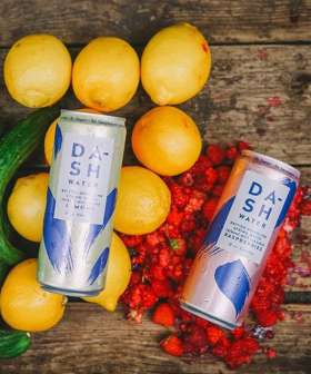 A New Brand Of Infused Water Is Using 'Wonky Fruit' To Fight Food Waste