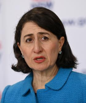 Gladys Berejiklian CONFIRMS That 'Freedoms' Will Only Be Available To Those Fully Vaccinated