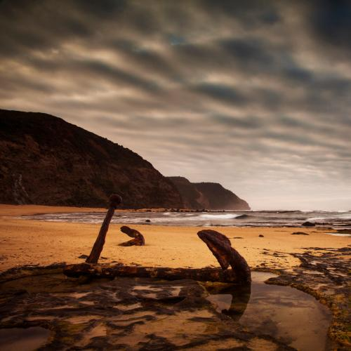 Take A Deep Dive Into Why Australia's Most Famous Coastal Drive Has Been Named The 'Shipwreck Coast'