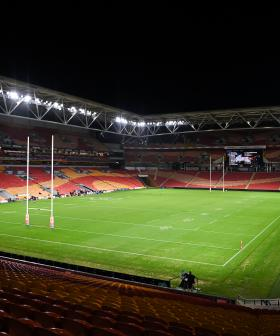 NRL Grand Final Changes Announced Amid COVID-19 Cases In Queensland