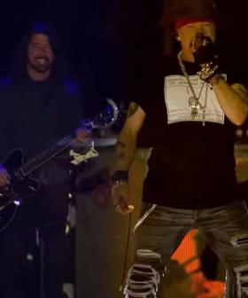 Watch Guns N' Roses Perform 'Paradise City' With Dave Grohl