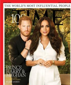 Prince Harry And Meghan Markle Named In Time Magazine's 'World's Most Influential People' List