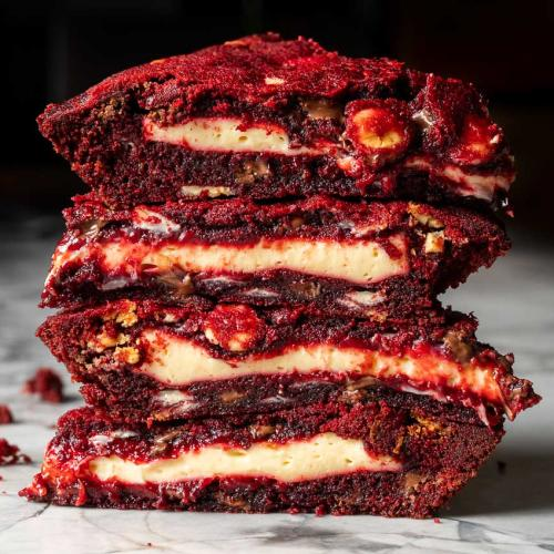 Messina Is Bringing Back Their Red Velvet Cookie Pie