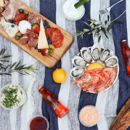 Fratelli Fresh Are Selling Picnic Hampers For Sydneysiders Who Can Leave Their Homes