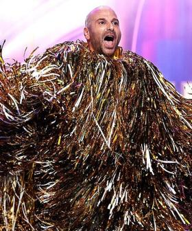 George Calombaris Reveals How He Kept His Gig On 'The Masked Singer' A SECRET From His Family