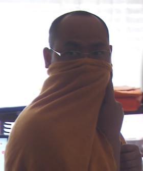 Buddhist Monk SPLURGES On Sex Toys At Sexyland