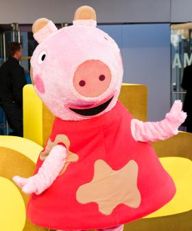 Rapper Kanye West Is In A Twitter Feud With PEPPA PIG!