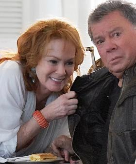 William Shatner Reflects On Playing A 72-Year-Old At 90 In 'Senior Moment'