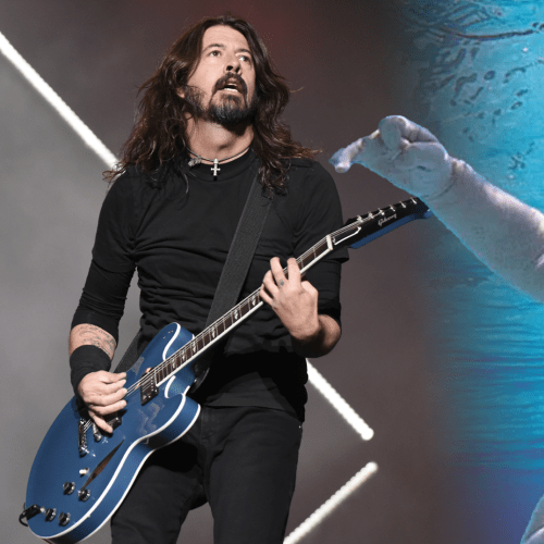 Dave Grohl Hints That The Iconic Nevermind Album Cover Could Be Changed In Light Of Lawsuit