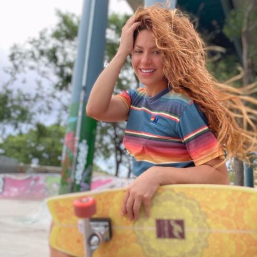 Singer Shakira Attacked And Mugged By Two Wild Boars