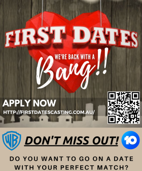 Calling All You Lonely Singles Coming Out Of Lockdown - First Dates Is Casting!