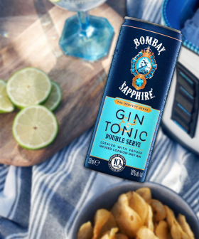 You Can Now Celebrate International Gin & Tonic Day With G & T's In A Double Serve Can!