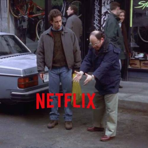Netflix Adds Seinfeld, But The Modern Widescreen Ends Up Cropping Out Jokes, Literally