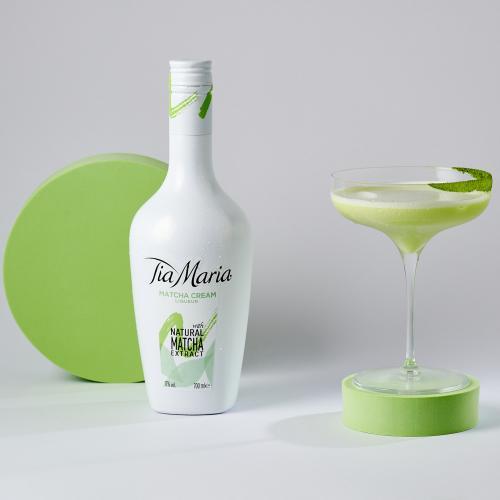 Tia Maria Has Released A Creamy Japanese Green Matcha Liqueur!