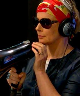 Amanda Keller Directs Iconic 'Home And Away' Scene