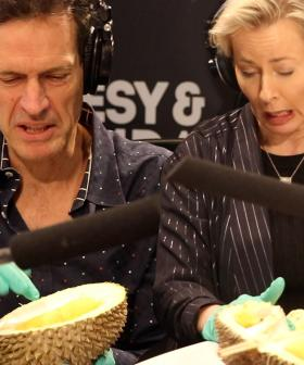 We Try The World's SMELLIEST Fruit - A Durian!