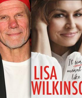 Peter FitzSimons REMOVED A Very Important Part From Lisa Wilkinson's New Memoir Without Telling Her